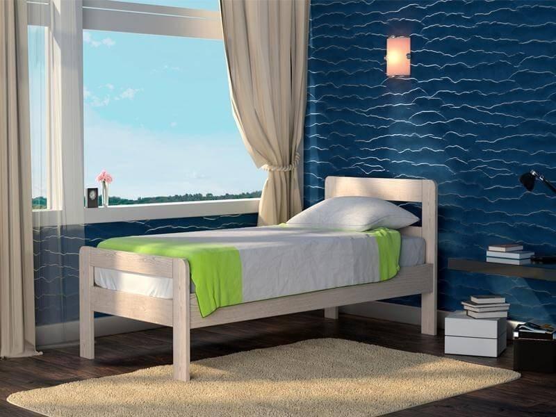 Кровать Dreamline Кредо из массива бука