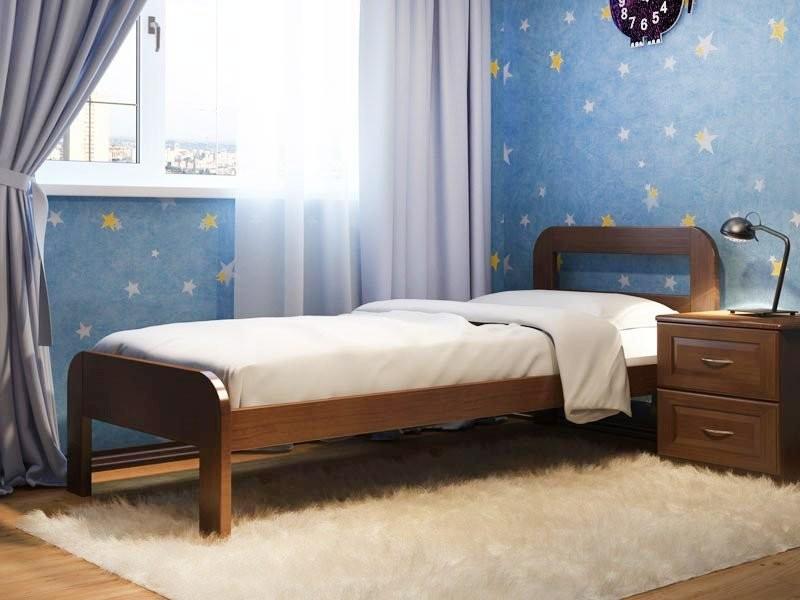 Кровать Dreamline Кредо-1 Low из массива бука