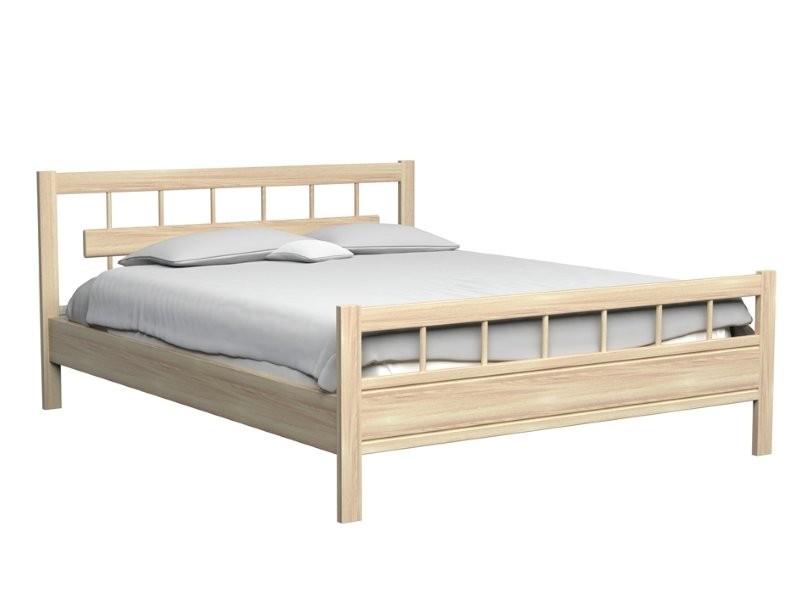 Кровать Dreamline Троя из массива бука