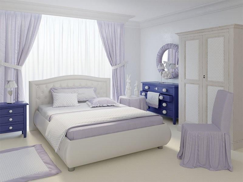 Кровать Dimax Эридан с п/м